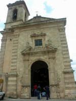 Santuario della Madonna di Gulfi.  - Chiaramonte gulfi (2977 clic)