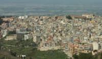 Veduta della città da Arcibessi.  - Chiaramonte gulfi (4425 clic)
