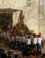 Festa di San Giuseppe a Ispica: uscita del Santo  - Ispica (6089 clic)