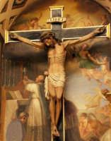 Crocifisso di fra' Umile da Petralia, chiesa dell'Annunziata.  - Comiso (5679 clic)