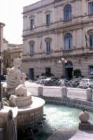 Fonte Diana e Palazzo Comunale  - Comiso (3133 clic)