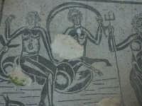 Mosaici nei pressi del Palazzo Comunale COMISO SALVATORE BRANCATI