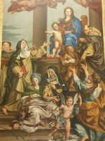 Chiesa Madre - Madonna e Santi - autore ignoto  - Ferla (1582 clic)
