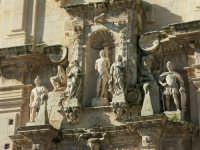 Portale di San Sebastiano - particolare  - Ferla (1487 clic)