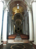 Chiesa S. Agrippina, interno  - Mineo (6019 clic)