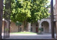 Chiostro ex Collegio dei Padri Gesuiti  - Mineo (4430 clic)