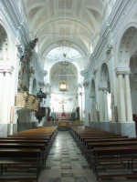Chiesa di San Pietro, interno  - Mineo (9328 clic)