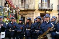 Giovedi Santo: la banda S. Albicocco di Caltanissetta  - Caltanissetta (4544 clic)