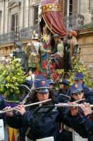 Giovedi Santo: la banda S. Albicocco di Caltanissetta  - Caltanissetta (2408 clic)