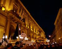 Giovedi Santo, la vara dell'Addolorata  - Caltanissetta (2774 clic)