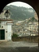 Modica - Scorcio dal Castello  - Modica (2242 clic)