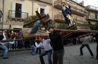 Venerd? Santo a Licodia Eubea : processione del Circello a ncranata - foto Salvatore Brancati  - Licodia eubea (4509 clic)