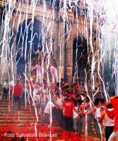 Festa di San Paolo: l'uscita   - Palazzolo acreide (1828 clic)