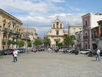Piazza Umberto I  - Lentini (2348 clic)