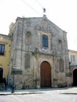 Chiesa del Rosario  - Licodia eubea (1880 clic)