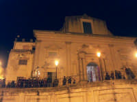 Chiesa Madre Santa Margherita e Cristo alla Colonna. Mercoledì Santo  - Licodia eubea (3155 clic)