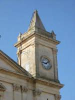 L'orologio della Chiesa Madre  - Acate (4238 clic)