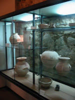 Museo Civico Antonino Di Vita - reperti  - Licodia eubea (5298 clic)