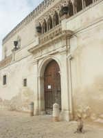Luoghi del Commissario Montalbano: Castello di Donnafugata, particolare RAGUSA SALVATORE BRANCATI