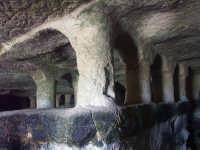 Luoghi del Commissario Montalbano: Grotta delle Trebbacche  RAGUSA SALVATORE BRANCATI