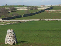 Luoghi del Commissario Montalbano: Paesaggio verso Santacroce RAGUSA SALVATORE BRANCATI