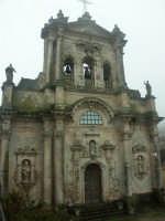 Chiesa della Maddalena - facciata  - Buccheri (1667 clic)