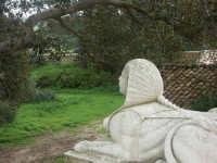 Luoghi del Commissario Montalbano: Parco del castello di Donnafugata RAGUSA SALVATORE BRANCATI