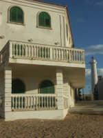 Luoghi del Commissario Montalbano: Punta Secca - Casa di Montalbano e faro  - Santa croce camerina (9771 clic)