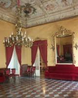 Luoghi del Commissario Montalbano: Ragusa Ibla - interno Circolo di Conversazione  - Ragusa (4011 clic)