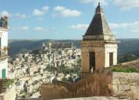 Luoghi del Commissario Montalbano: Ragusa Ibla vista da S. Maria delle Scale RAGUSA SALVATORE BRANCA