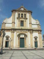 Chiesa Madre Maria Assunta - facciata  - Augusta (2717 clic)