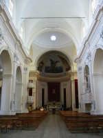 Chiesa Madre - interno  - Canicattini bagni (3854 clic)