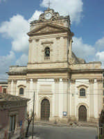 Chiesa Madre San Michele  - Canicattini bagni (2958 clic)