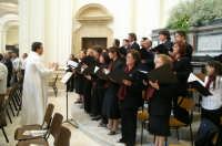 Inaugurazione Cattedrale di Noto - 18 giugno 2007 - Il coro della Cattedrale  - Noto (1981 clic)