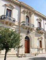 Il municipio CANICATTINI BAGNI SALVATORE BRANCATI