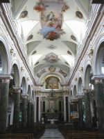 Chiesa Madre, interno  - Carlentini (5610 clic)