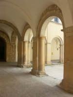 Chiostro del Convento dei Padri carmelitani  - Mazzarino (2844 clic)