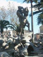 Fontana del Ratto di Proserpina (M. Moschetti)  - Catania (2709 clic)
