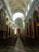 Interno Chiesa Madre San Michele  - Grammichele (5645 clic)