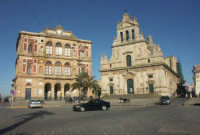 Piazza  - Grammichele (10949 clic)