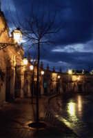 Loggiato del Sinatra di notte  - Ispica (1190 clic)
