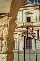 Basilica S. Maria Maggiore: facciata  - Ispica (1185 clic)