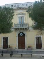 Solarino: Palazzo del Municipio  - Solarino (3345 clic)