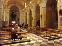 Vittoria: Chiesa Madonna delle Grazie - interno. VITTORIA SALVATORE BRANCATI