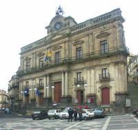 Vizzini: Palazzo Comunale  - Vizzini (2416 clic)