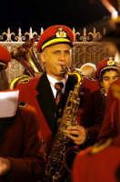 Processione del Quarantore di S. Maria Maggiore - Domenica delle Palme, musicante ISPICA SALVATORE B