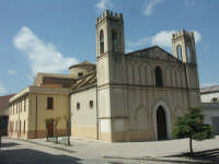 San Michele di Ganziria: Chiesa Madre San Michele  - San michele di ganzaria (2988 clic)