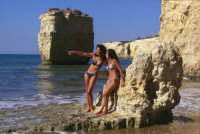 Faraglioni di Ciriga in estate  - Ispica (10521 clic)