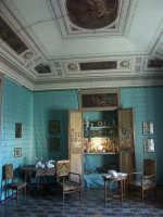 Santacroce Camerina - Un interno di palazzo Vitale Ciarcià  - Santa croce camerina (4509 clic)