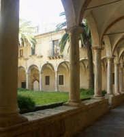 Convento di San Francesco, chiostro CALTAGIRONE SALVATORE BRANCATI